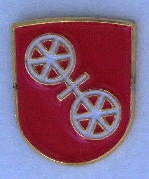 Mainzer Wappen Pins